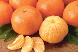Использование мандарина в блюдах из грибов