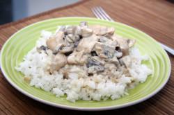 Рис в качестве гарнира