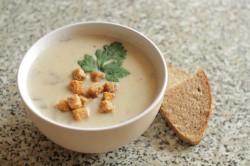 Грибной суп из подберезовиков: рецепт