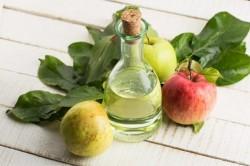 Яблочный уксус при мариновании опят
